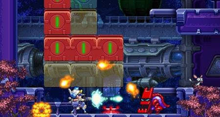 'Mighty Switch Force!' recibirá cinco fases gratuitas por medio de una actualización. ¡Bien por WayForward!