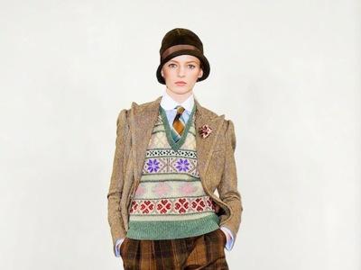 Tendencias Otoño-Invierno 2012/2013: los cuadros de los dandis ingleses