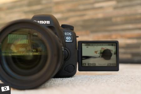 Canon 6D Mark II, análisis: Una full frame más rápida, con más resolución y que nos recuerda a las APS-C