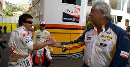 Alonso podría haber firmado ya con Renault