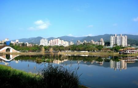 Taiwan Dahu Park