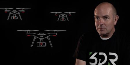 Construir un dron con piezas de Lego, el reto de Chris Anderson, CEO de 3D Robotics
