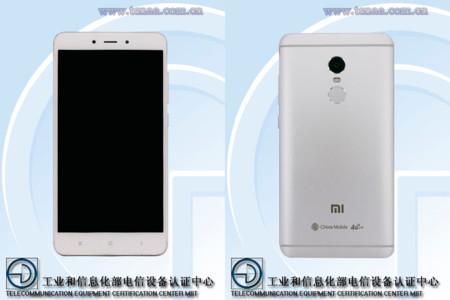 Además del Mi 5s, Xiaomi parece tener listo también un gama media de 5,5 pulgadas