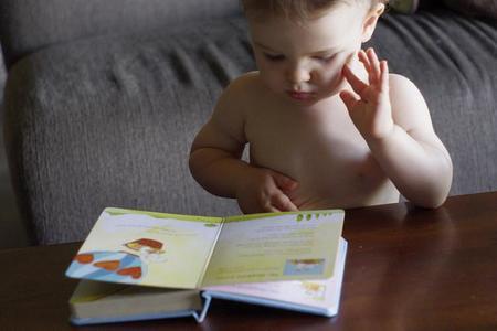 Día del Libro: pequeños lectores, grandes lectores