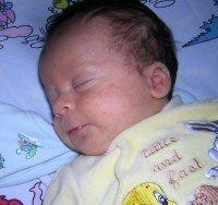 Nacimiento de mi bebé