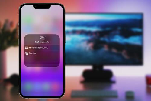 Cómo compartir la pantalla de nuestro iPhone o iPad al Mac mediante AirPlay