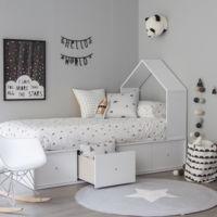 Los cinco objetos más tendencia para decorar la habitación de tus hijos