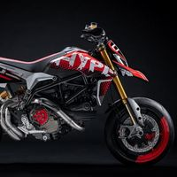 ¡Espectacular! Así es la Ducati Hypermotard 950 que ha ganado el Concorso d'Eleganza Villa d'Este 2019