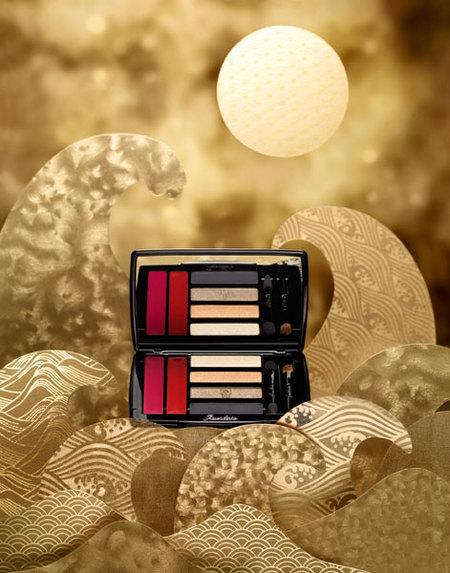 paleta LIU edicion limitada maquillaje guerlain 2012
