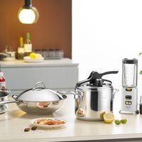 Aprovechando las rebajas para renovar nuestro equipamiento de cocina