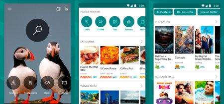 Bing Search para Android se actualiza con mejoras para videos y música