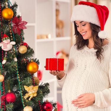17 ideas para regalar a una embarazada en Navidad y mimarla como se merece