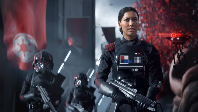 Star Wars Battlefront Ii Iden Version