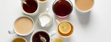 Siete infusiones para mejorar tu salud: en qué te ayuda cada una de ellas