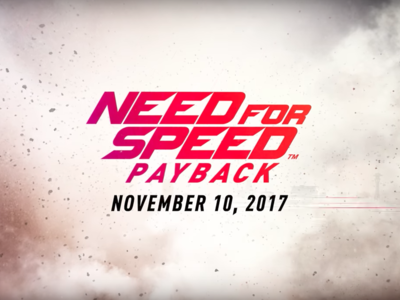 Need For Speed Payback: Off-road, derrapes, arrancones, persecuciones y mucha personalización