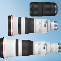 Canon presenta los superteleobjetivos RF 400 mm f/2,8L IS USM y RF 600 mm f/4L IS USM y el RF 100 mm f/2,8L Macro IS USM