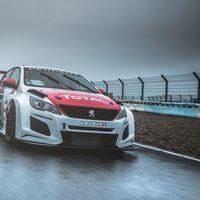 Peugeot 308 TCR 2018, de hatchback familiar a verdadero auto de carreras