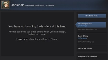 Steam introduce las ofertas de intercambio