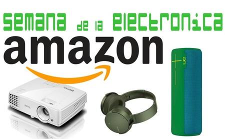 Semana de la Electrónica en Amazon: 6 ofertas del día en imagen y sonido