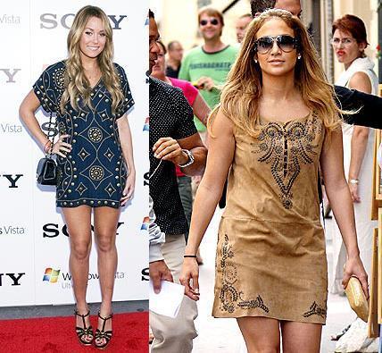 Lo que se lleva: vestidos hippies con incrustaciones metálicas