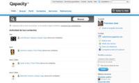 Qapacity, red social de contactos profesionales, sale a la beta pública