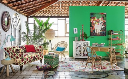 Baul Trenzado Verde An 47 Cm Cancun 500 2 25 154923 4