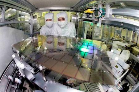 Empieza la producción de las pantallas OLED de 350ppp de Samsung