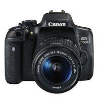 Ideal para principiantes y a precio de gama de entrada, la EOS 750D de Canon, en eBay por sólo 419,99 euros