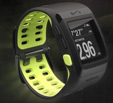 Nike+ SportWatch GPS con tecnología de TomTom