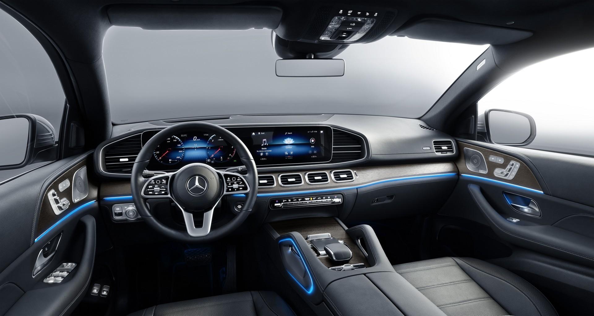 Foto de Mercedes-Benz GLE Coupé 2020 (51/52)