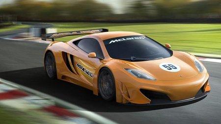 McLaren confirma un MP4-12C GT3