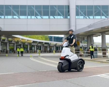 Segway SE-3 Patroller desarrollado para los vigilantes y fuerzas de seguridad
