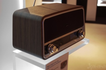 Philips Original Radio, una 'Philetta' moderna