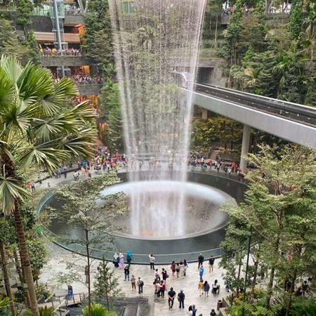 Metalocus Jewel Changi Airport Building Safdie Architects 05