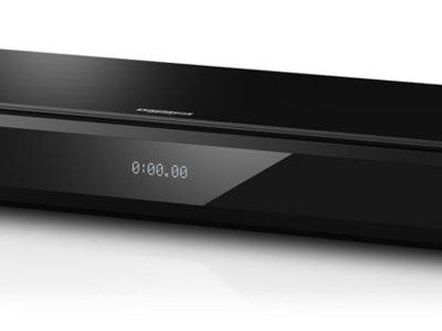 Panasonic presenta un nuevo reproductor Blu-ray UHD más económico para Europa