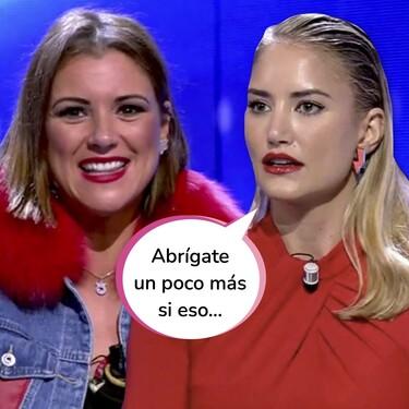 María Jesús Ruiz hace público el mensaje fuera de lugar que le ha enviado Alba Carrillo durante la emisión de 'Secret Story: La Noche de los Secretos'