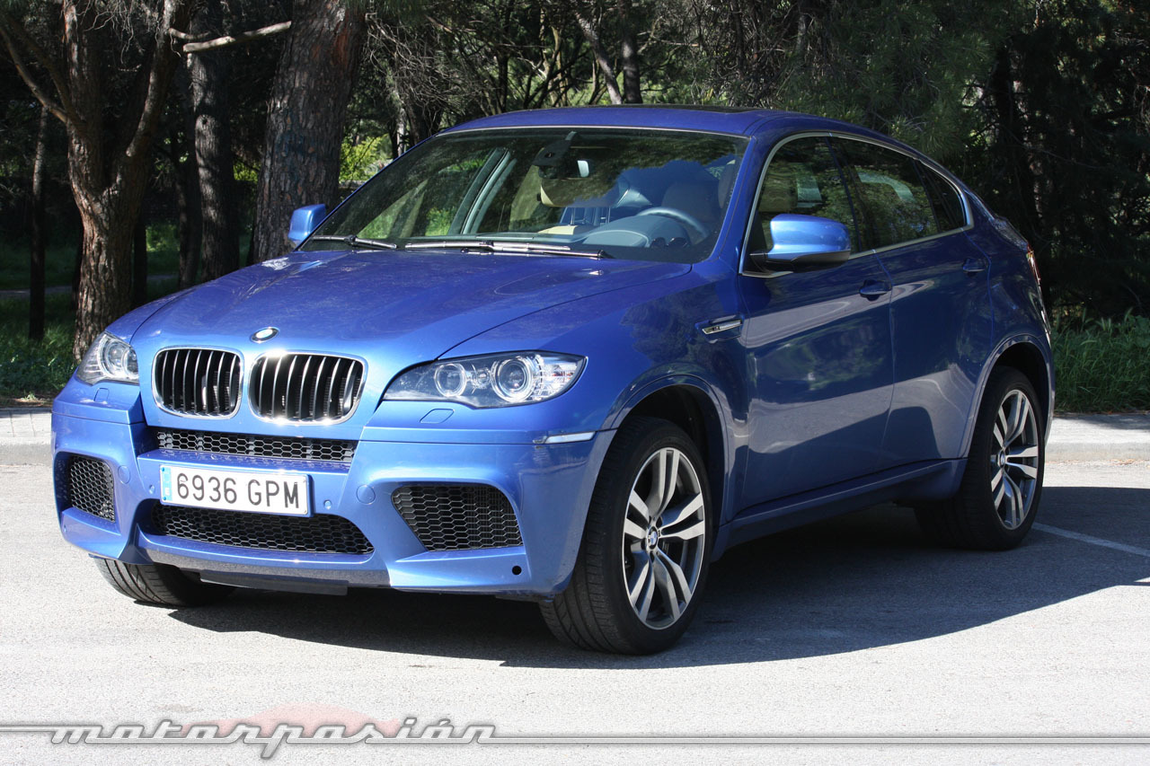 Foto de BMW X6 M (prueba) (9/41)