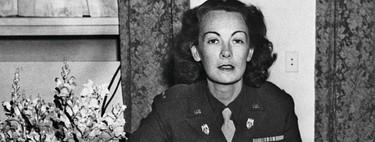 Kay Summersby, la mujer que condujo a Eisenhower a través de las bombas tras el volante de un Cadillac