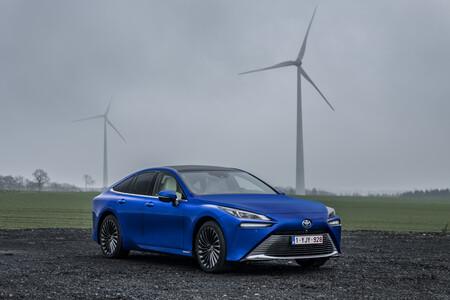 Toyota Mirai 2021 Estatica 1