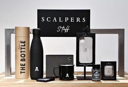 SCALPERS salta del armario a nuestra vida diaria con sus nuevos accesorios para el día a día