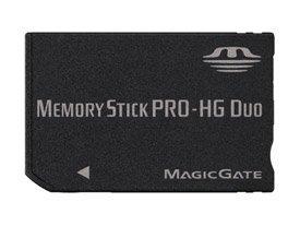 Memory Stick Pro-HG, otro fomato para la lista