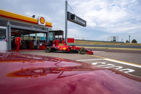 El nuevo motor de Fórmula 1 de Ferrari funciona, pero Carlos Sainz tendrá que penalizar por ello en Turquía