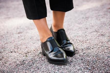 Nuestros pies serán auténticos dandies