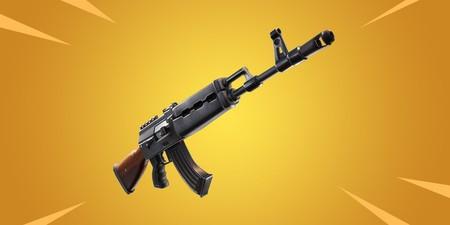 La mítica AK47 se acerca a Fortnite en forma de Rifle de Asalto Pesado
