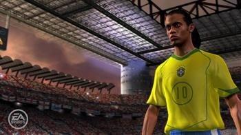 FIFA 06, primeras imágenes desde el E3
