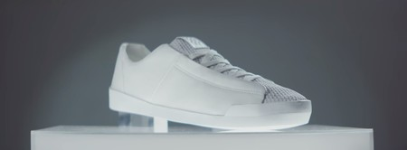 Este es el zapato creado a partir de emisiones de dióxido de carbono