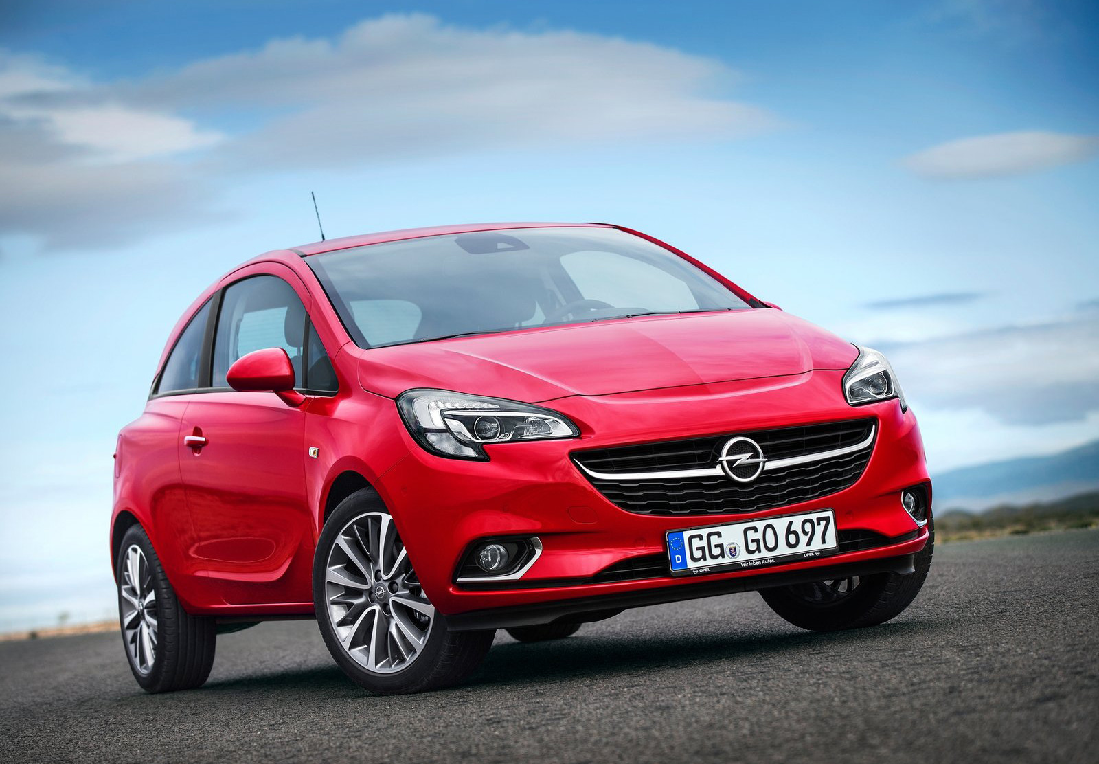 Foto de Opel Corsa (comparativa) (13/47)