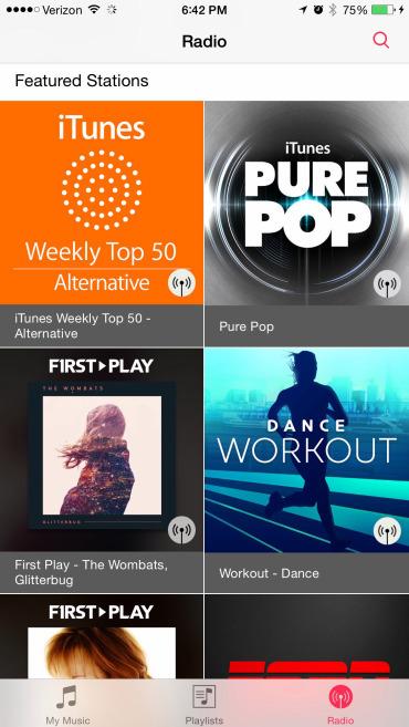 Foto de Nueva app Música en iOS 8.4 (15/17)