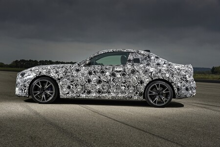 Bmw Serie 2 Coupe 2021 Teaser 006
