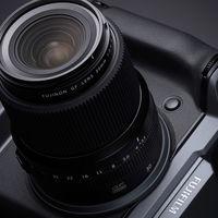 Fujifilm GF30mm F3.5: un nuevo objetivo angular para los sistemas de formato medio de la japonesa